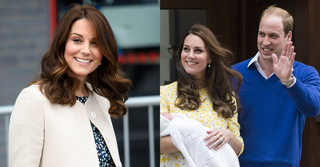 There's something VERY special about Kate Middleton going into labour today...
