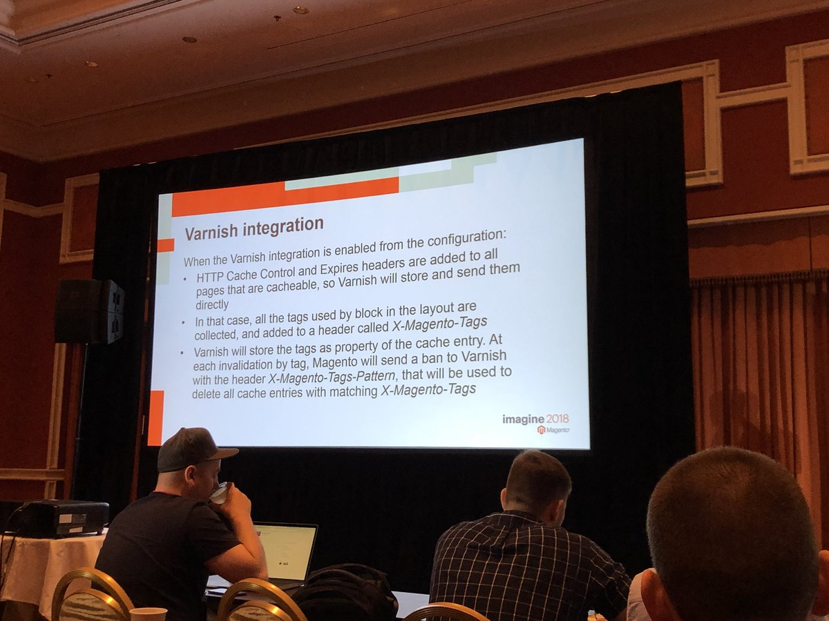 billygilbert: Nice Varnish explanation by @renatocason at #MagentoImagine https://t.co/6uc8dqxP1d