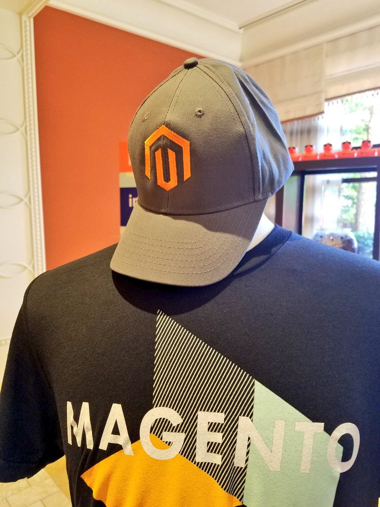 magento: We know where you can get a hat for #MagentoHatMonday. Swag store is open! #MagentoImagine https://t.co/8NbSOgSJaE