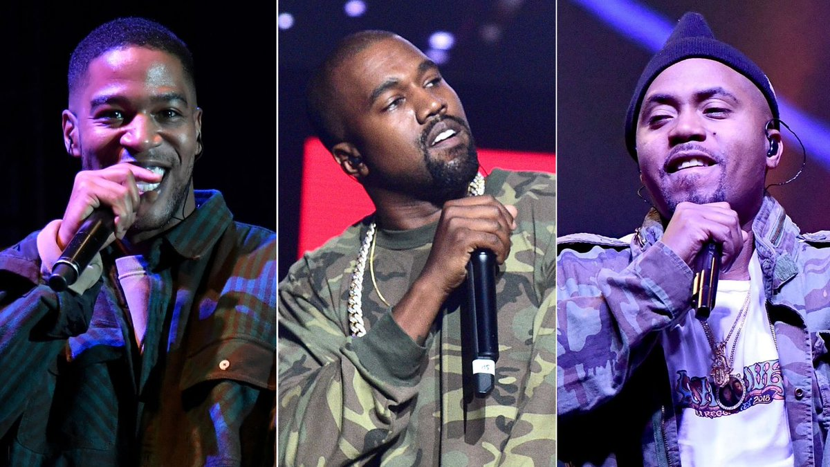Here Is Every Album Kanye West Says He's Producing In 2018