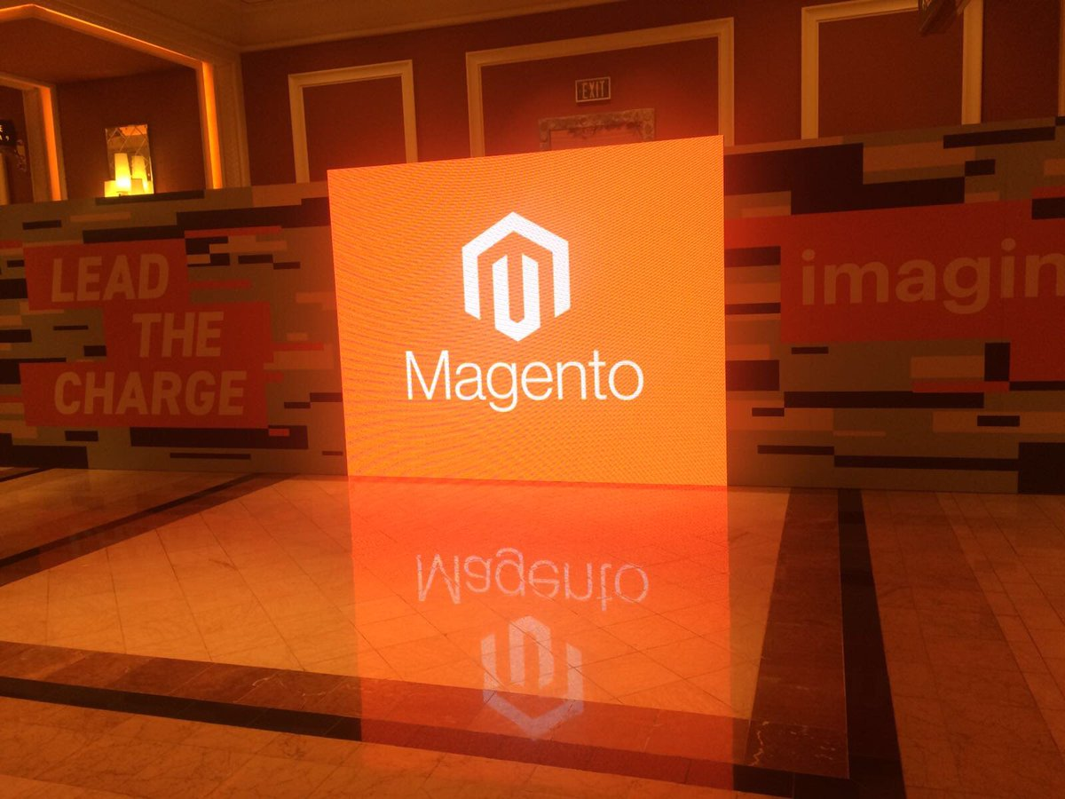 121ecommerceLLC: #MagentoImagine here we come! https://t.co/JKOLYwCjn3