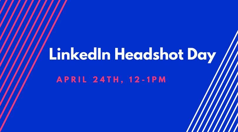 test Twitter Media - Looking to spruce up your LinkedIn account or website with a professional headshot? Join @WesCareerCenter tomorrow, April 24, from 12-1 for LinkedIn Headshot Day: https://t.co/geoLx6AMb8 https://t.co/1aTJv5CR9B