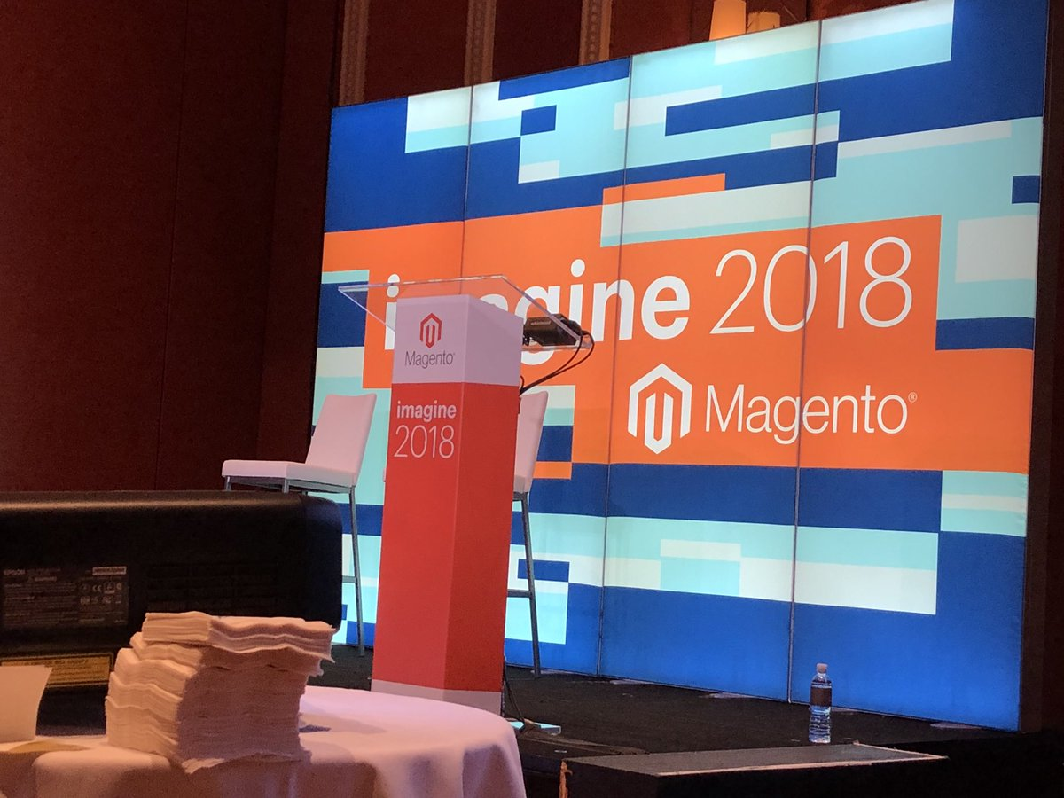 jerry_bergquist: #MagentoImagine it's time... https://t.co/cyGkzUyUXX