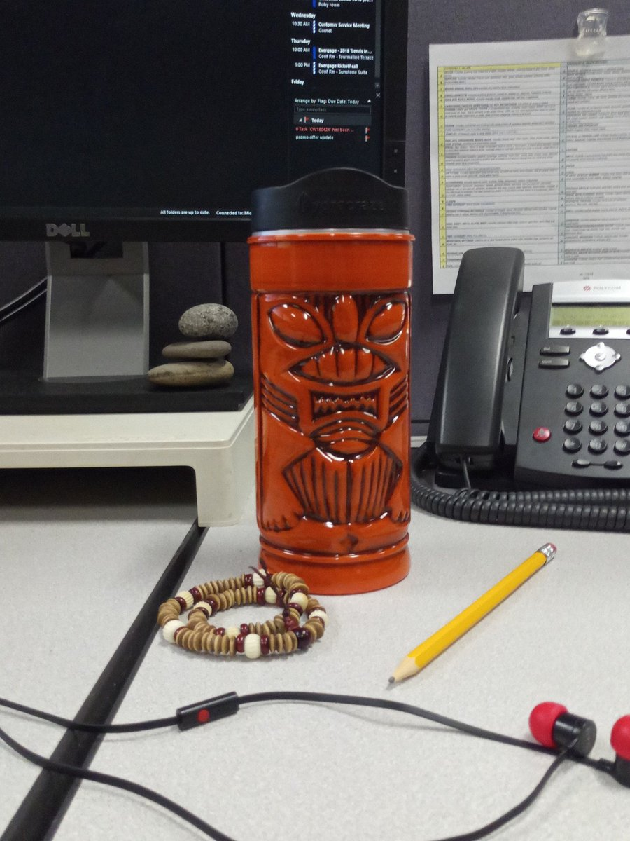 RT @Doc_Multiverse: My new #tiki mug for work. I am positive that @TikiAmbassador would approve 😎🤙 https://t.co/VbLE8kY1Lq