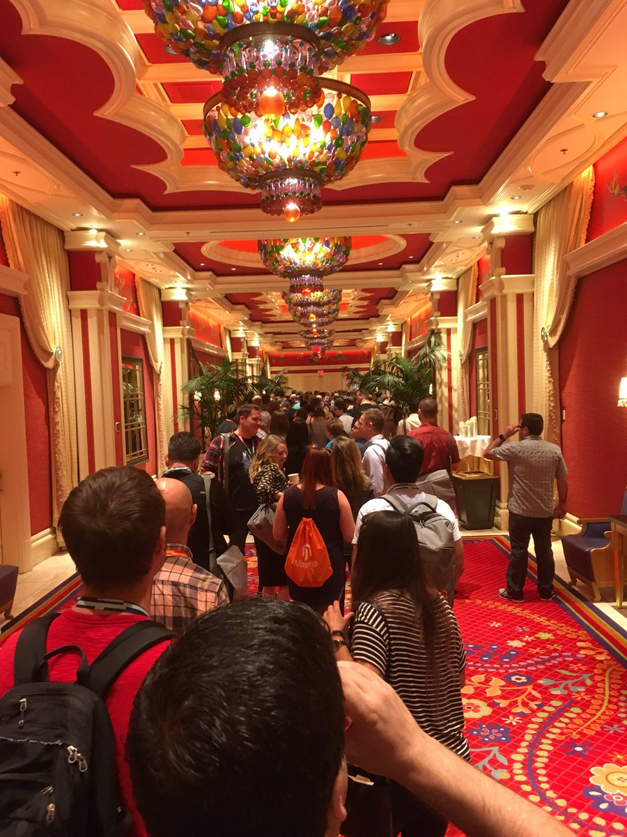 alegringo: All this people waiting to join general opening session #MagentoImagine https://t.co/LFay8cQ8J5