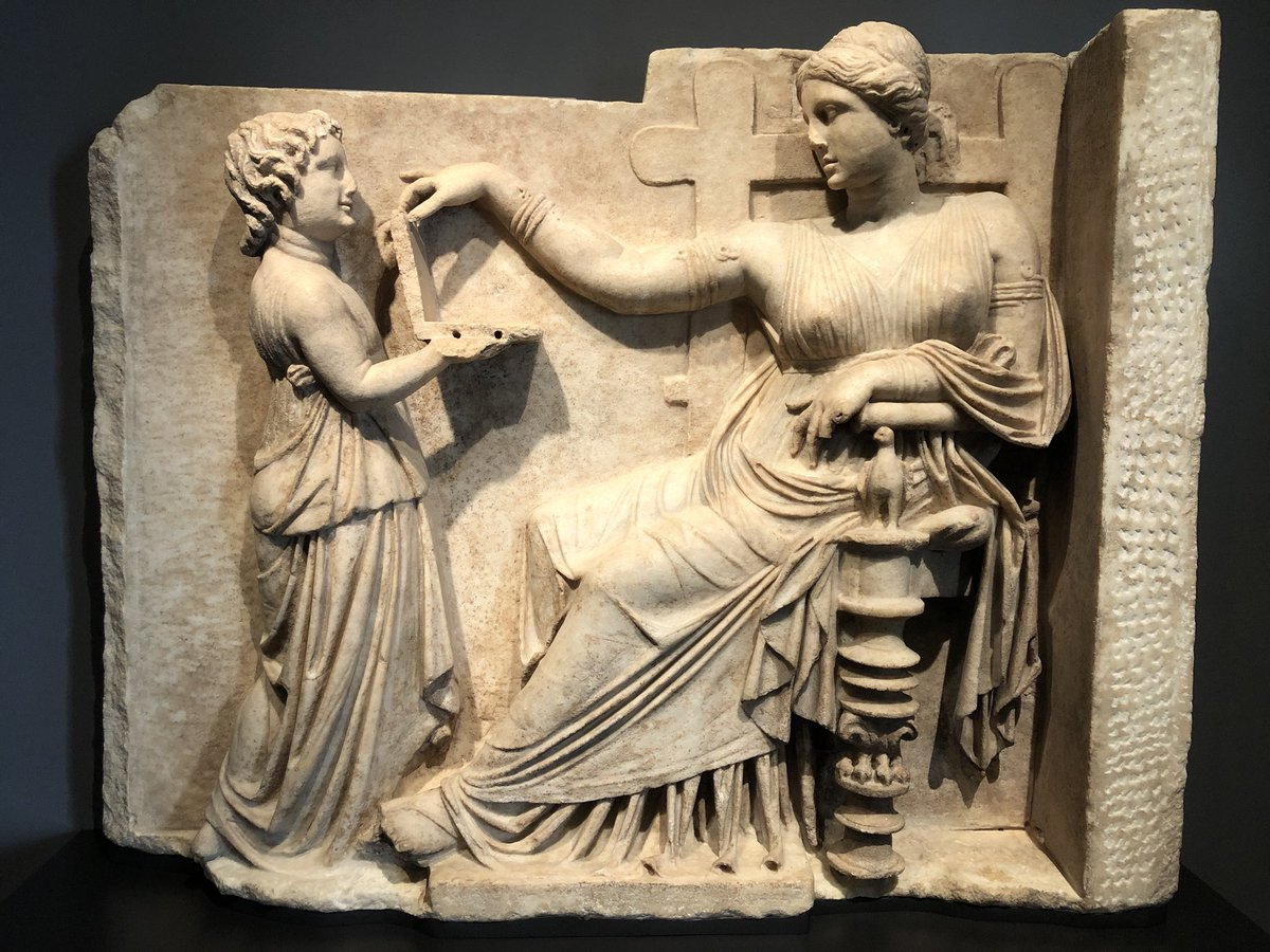 RT @TikiAmbassador: Who knew laptops and beleaguered personal assistants dated back to early A.D.? @GettyMuseum https://t.co/wFNpmHwgUr