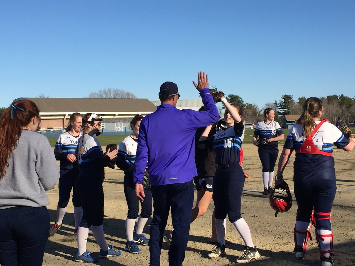 test Twitter Media - Congrats to Coach Giannino and the Wildcats on today's 5-0 win vs @wellshsAD.  Coach G's 1st win at the helm of the varsity softball program.  The first of many wins to come! @seacoastonline @JayPinceSMG https://t.co/OwtVwqZRkF