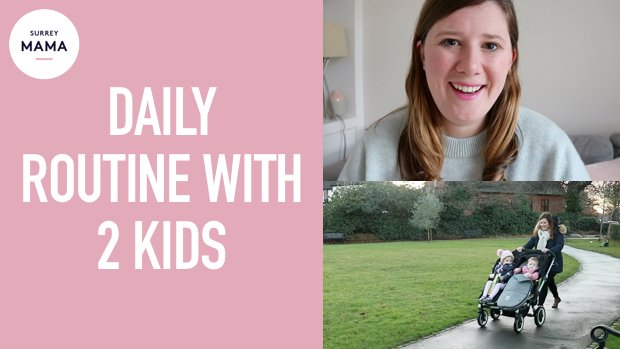 My daily routine with two kids (in under 5 minutes)! https://t.co/XX79pohAGf #mummyvlogger https://t.co/uvn1ReBV5q