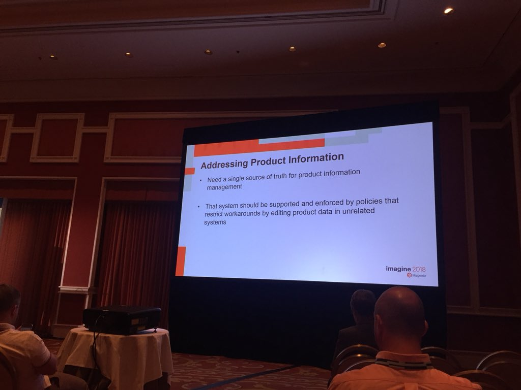 FdeGombert: Product Information Management was a key challenge for @ruralkingsupply #MagentoImagine https://t.co/gQ5oNZXsTO