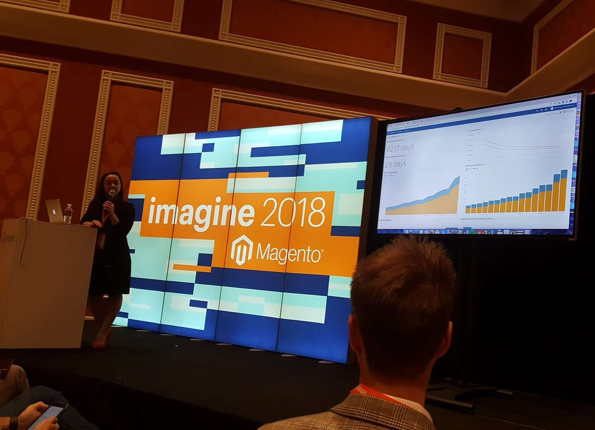 D_n_D: [Magento Imagine]  Discover Magento BI solution! #MagentoImagine #MagentoImagine2018 #Imagine2018 #Magento https://t.co/Oqp9StNp1S