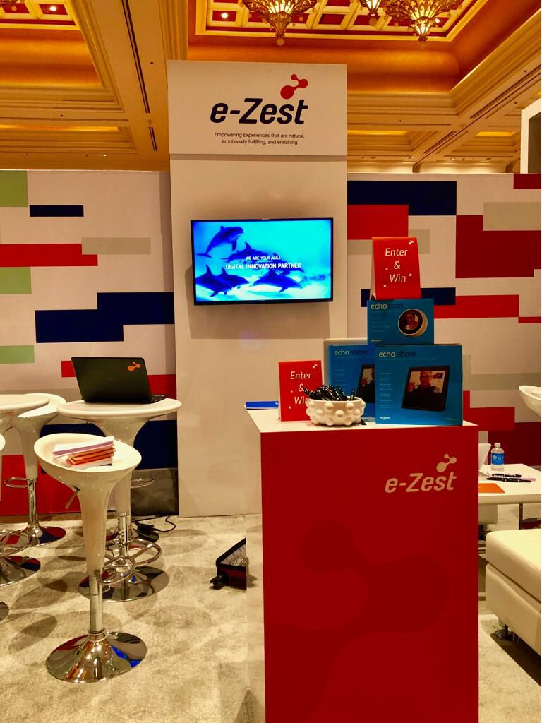 GirishProtean: #MagentoImagine Visit booth 213 and win Echo Show @ezest @magento https://t.co/aFvIg4ykCy