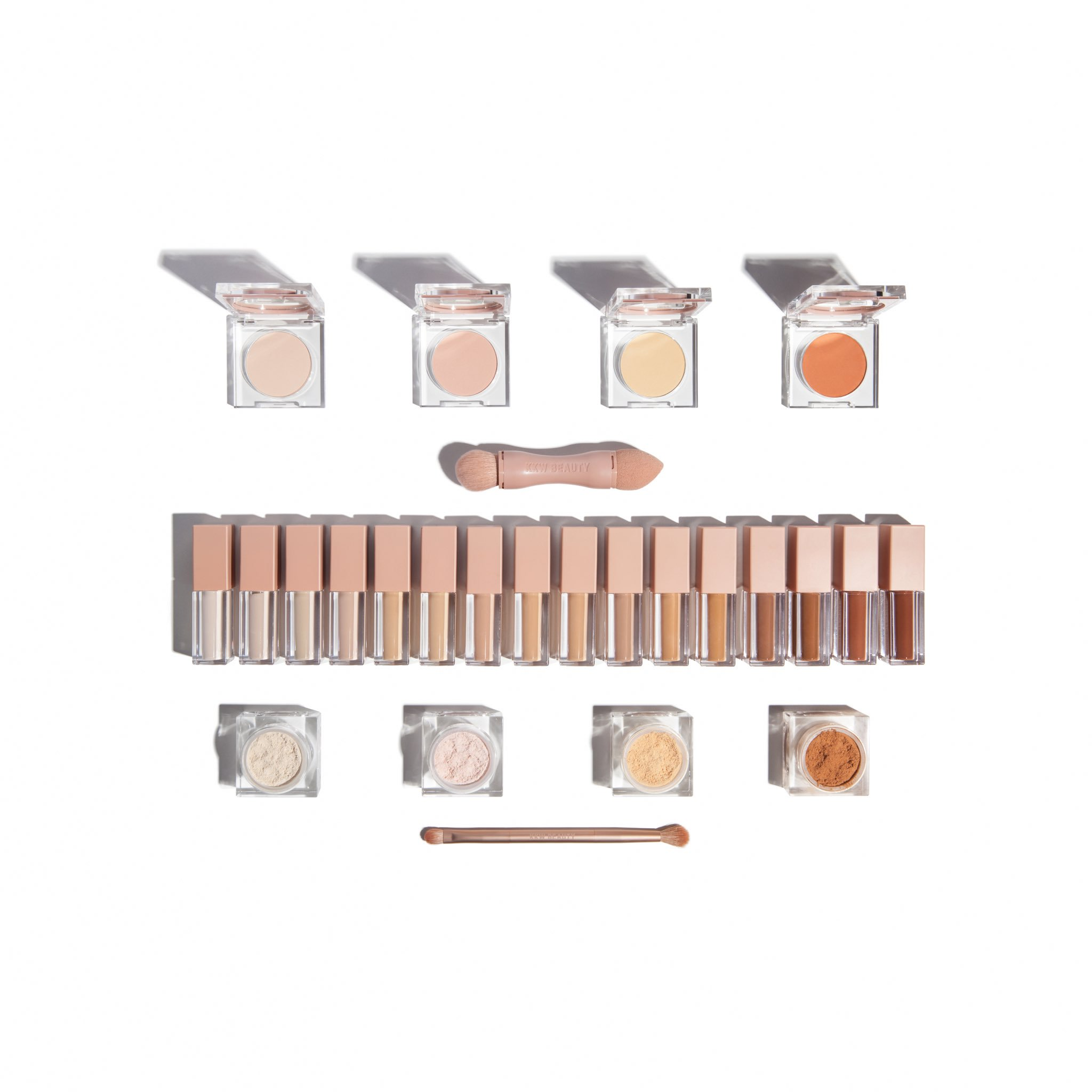 Concealer restock AND #KKWXARGENIS are both happening at 12PM PST today at https://t.co/PoBZ3bhjs8! https://t.co/LDQBnu4Czf
