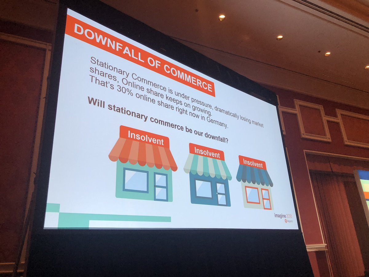 vaimoglobal: German brand Gabor shares their story on the success of @magento #OMS & #M2 #MagentoImagine https://t.co/TqvgzuxNqg