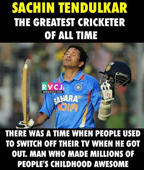 Happy Birthday Sachin Tendulkar!