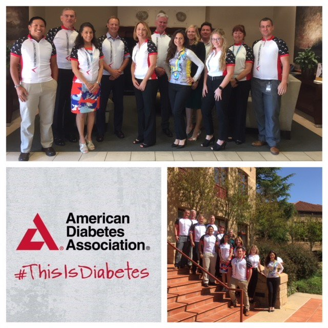test Twitter Media - Today is Give a Dollar for #Diabetes Day at our Napa headquarters and The Doctors Company's official team for the Tour de Cure is ready. Our team is very committed to the annual fundraising event for the @AmDiabetesAssn. Donate here https://t.co/6toQYcsQ3q #ThisIsDiabetes https://t.co/ujgqLg3adg