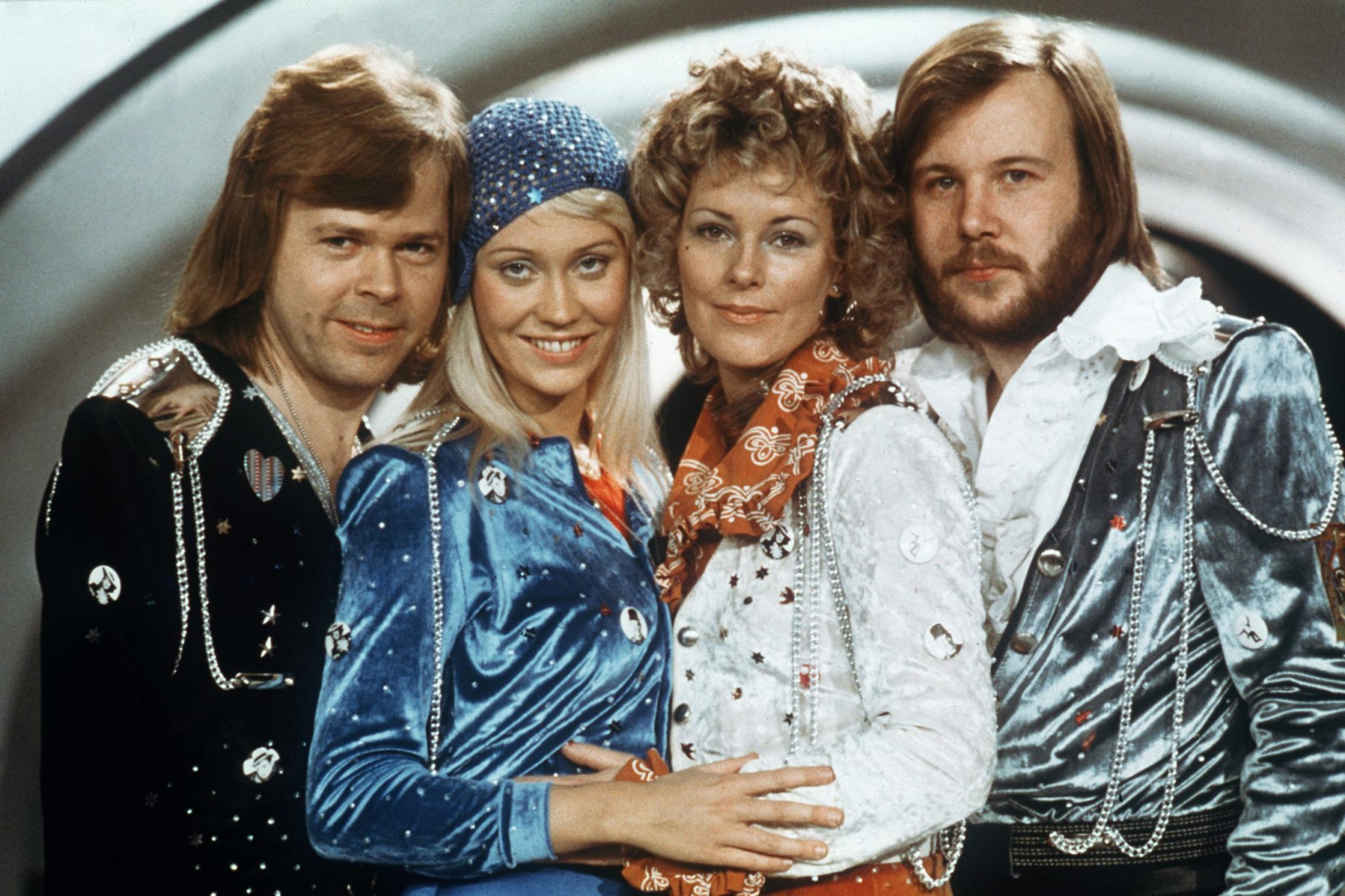 ABBA: integrantes se reunem para uma 'versão digital' do grupo. Descubra >> https://t.co/kHpHqNgFIc https://t.co/1aiBiJaA07