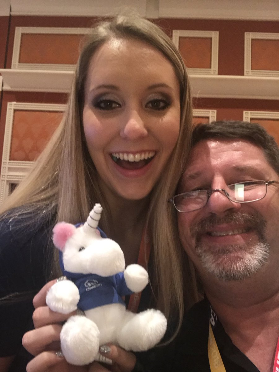 CalEvans: The #cloudinary booth is giving out Unicorns. ITS SO FLUFFY I COULD DIE!  :) #MagentoImagine https://t.co/qMyqT6qhtT