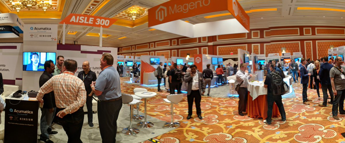 kensium: At #MagentoImagine ? Stop by Booth 326 to learn about connecting @magento to a back office -  @Acumatica https://t.co/mW9Vi0tAHS