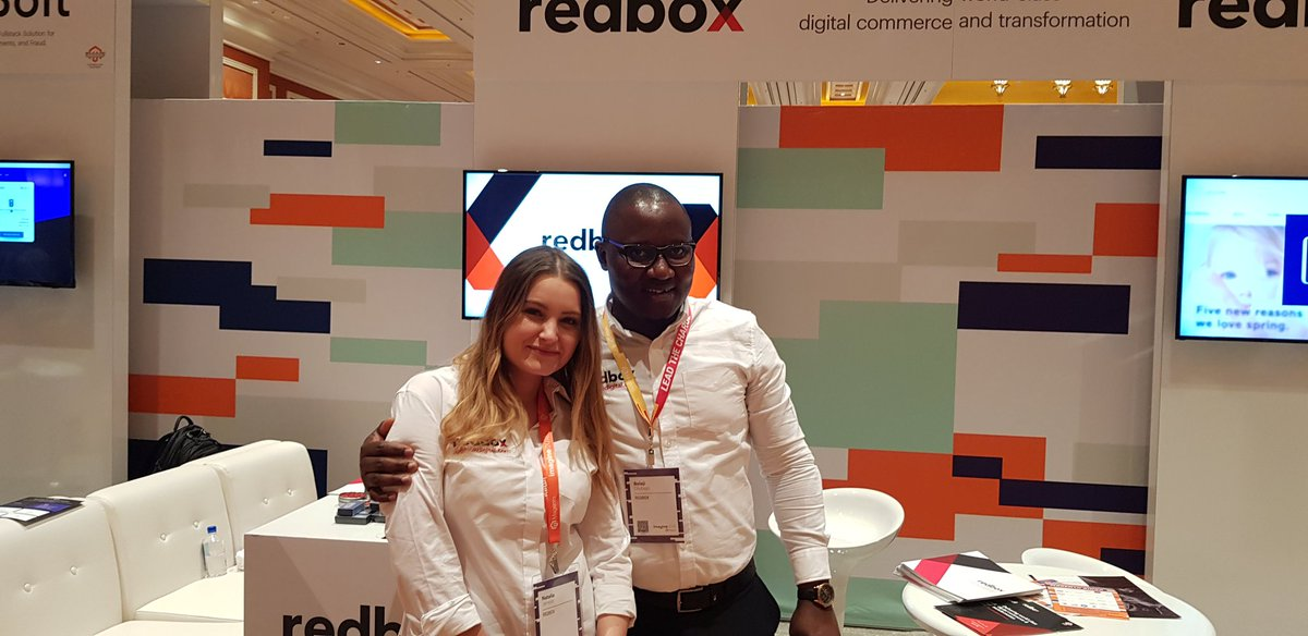 sarmadhassan: @redboxdigital team at 106 #MagentoImagine https://t.co/g29IWaGMbW