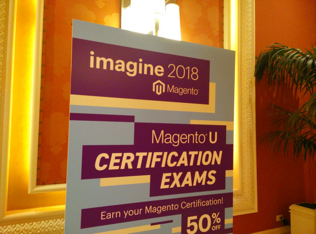 fschmengler: Let's do this #MagentoImagine M2CSS https://t.co/0dZgtKzXoQ