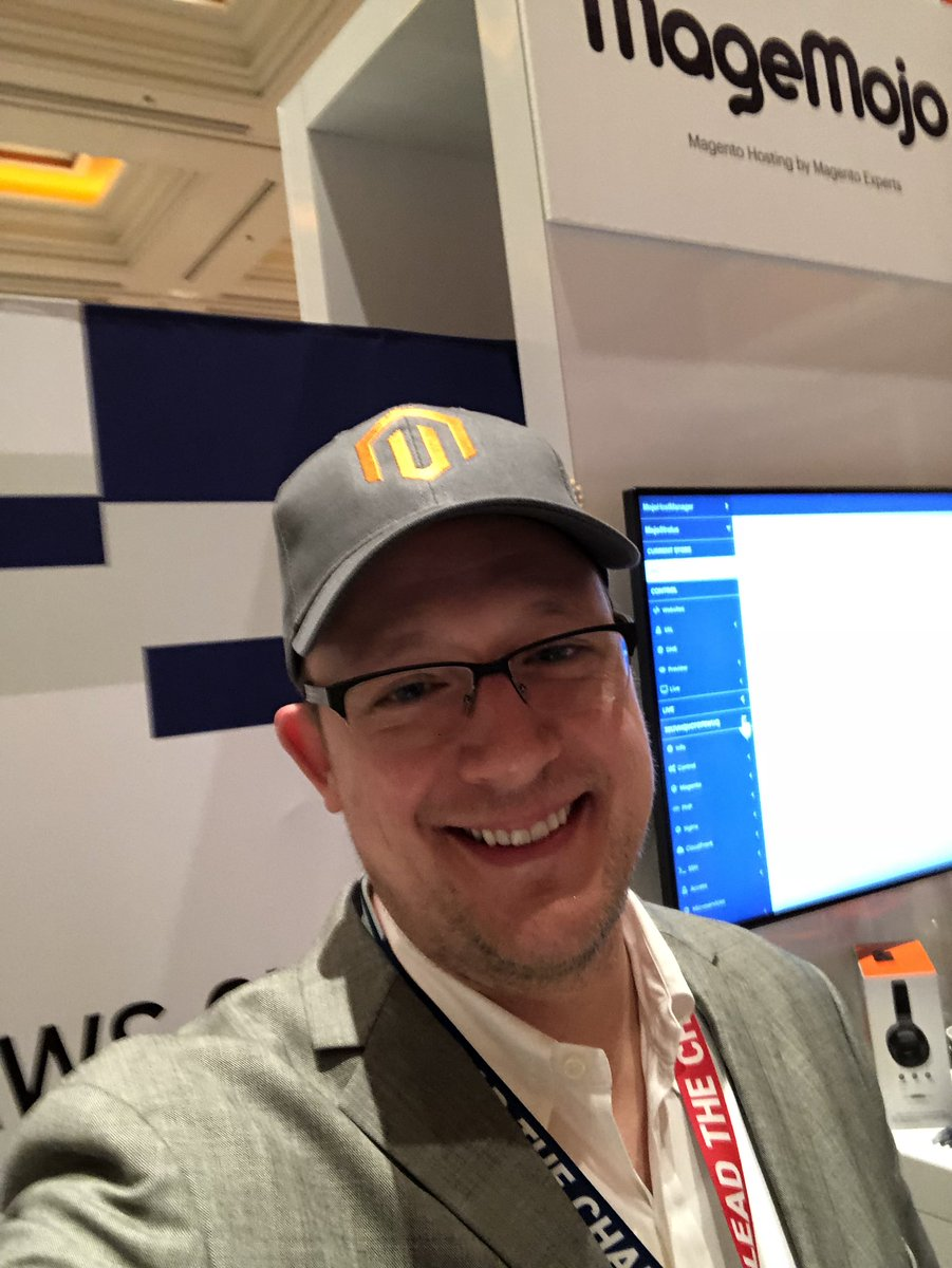 ericvhileman: #magentohatmonday #magentoimagine https://t.co/Z4hNqjYLMk