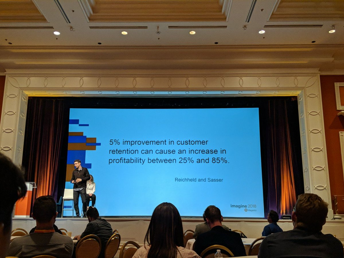 iZootoTeam: #MagentoImagine customer retention. This is old but gold. https://t.co/U8OolrfHqk