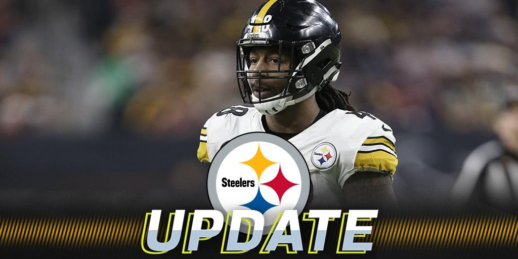 .@steelers exercise LB @Bud_Dupree's fifth-year option: https://t.co/RFPdlyM2nk https://t.co/QyrdlhVGnS