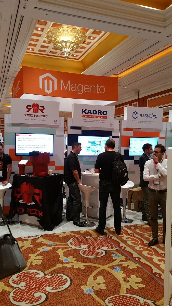 kadro: Stop by Booth 16 #MagentoImagine   to hear about REEDS Jewelers' replatform to Magento Commerce https://t.co/kKUZ3i75oQ