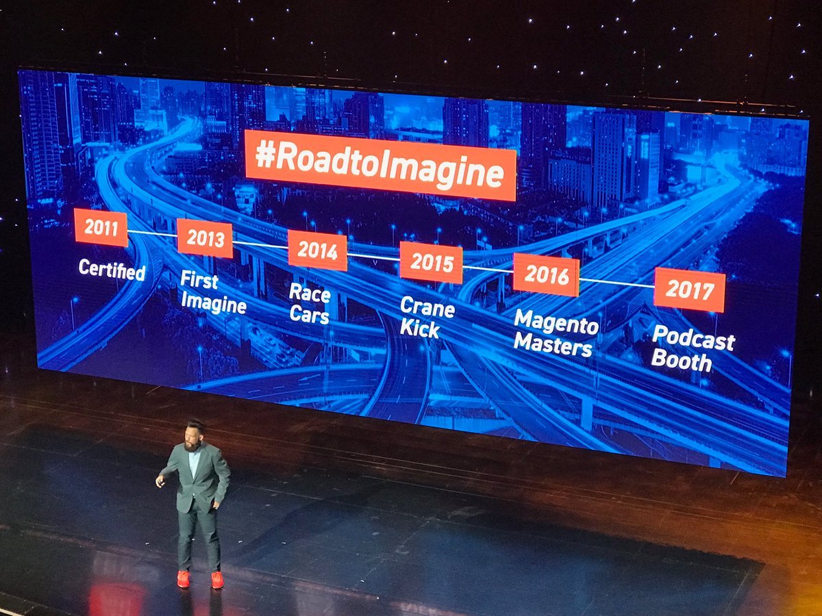 DCKAP: @philwinkle #RoadToImagine #MagentoImagine https://t.co/lcsupRkmLq