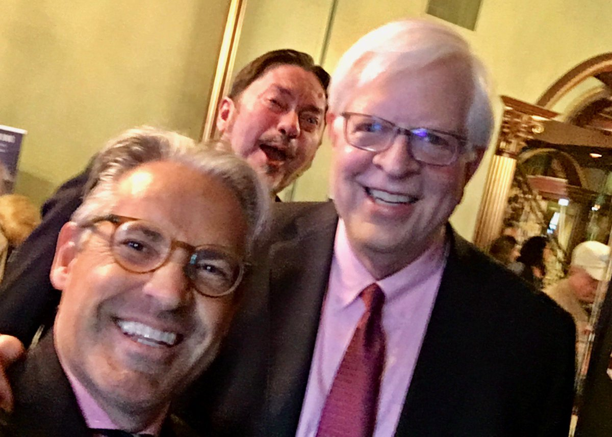 test Twitter Media - Today I interviewed @DennisPrager for a @TBN special to air May 4th -- and also on the @EricMetaxasShow. We talked about his huge NEW bestseller, The Rational Bible. https://t.co/5mQgmLf8FT Photobombing us is his dear wife, @SuePrager. https://t.co/al2vMDlwdX