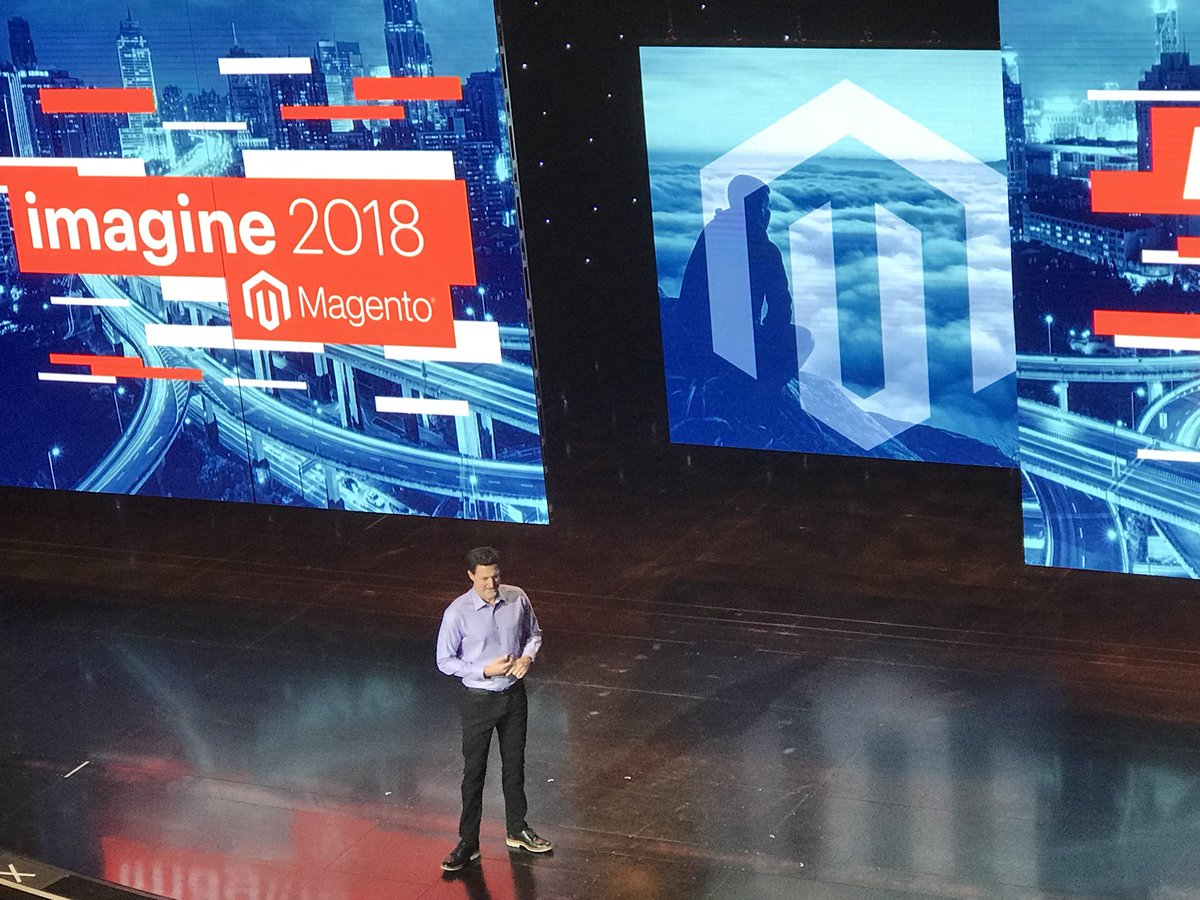 DCKAP: @mklave1 #MagentoImagine General Session https://t.co/vxCtYfHN0w