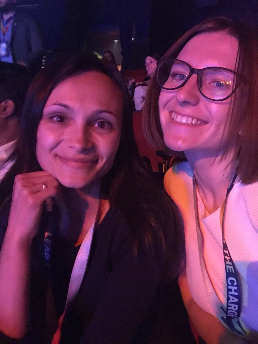 tory_bum: At Magento Imagine opening keynote with @ZayacMaria 🤩 #magentoimagine #atwix https://t.co/8Q6NAH6BGP