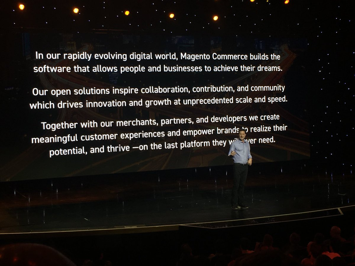 eric_k_marsh: The mission. #magentoimagine https://t.co/DMICDAC2Ks