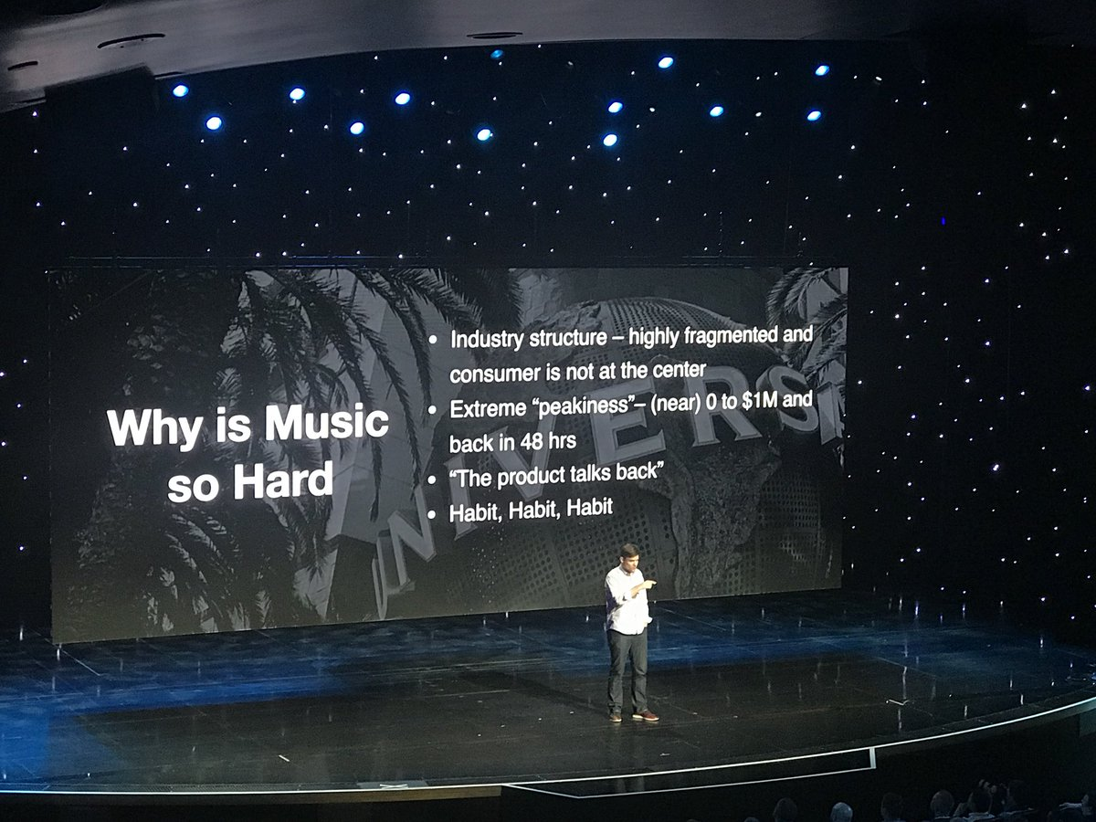 tomik99: Universal Music Group Case Study from #Magentoimagine about transforming the music business https://t.co/DdNNuySCZ9