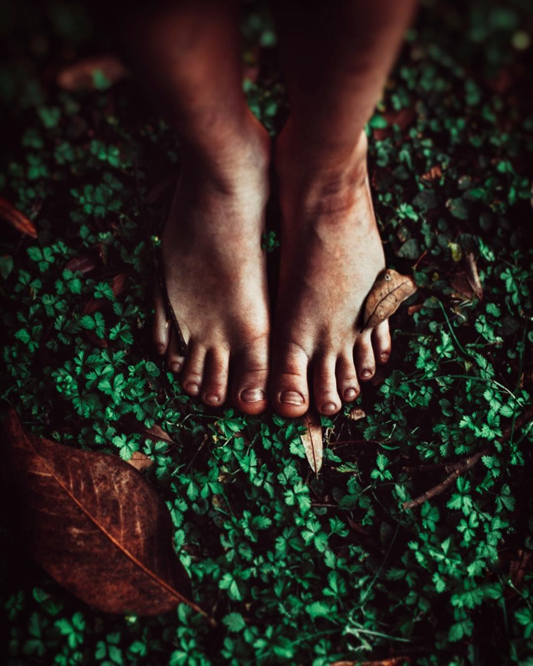 On #EarthDay, you: a) Went barefoot ✔️ b) Wore shoes #WHP�� https://t.co/qWHJAnAkAc https://t.co/IriQDkGeiG