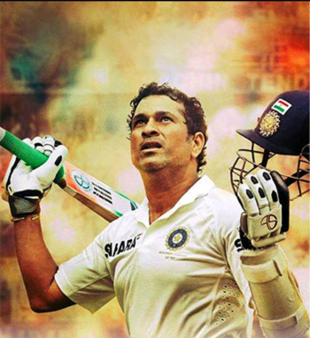 You are the inspiration for US Happy birthday SIR  (Sachin Tendulkar) blaster TENDULKAR