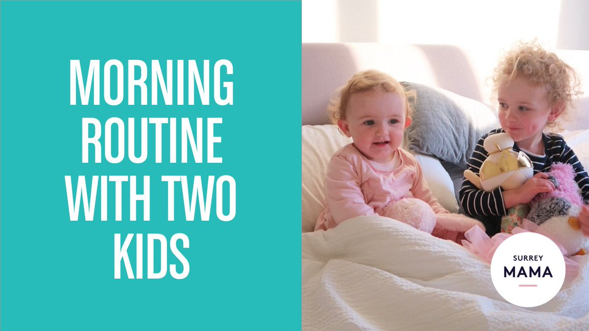 My morning routine with two children... https://t.co/QSp88k6Lzd #mummyvlogger #mummyblogger https://t.co/yMN0knfID4
