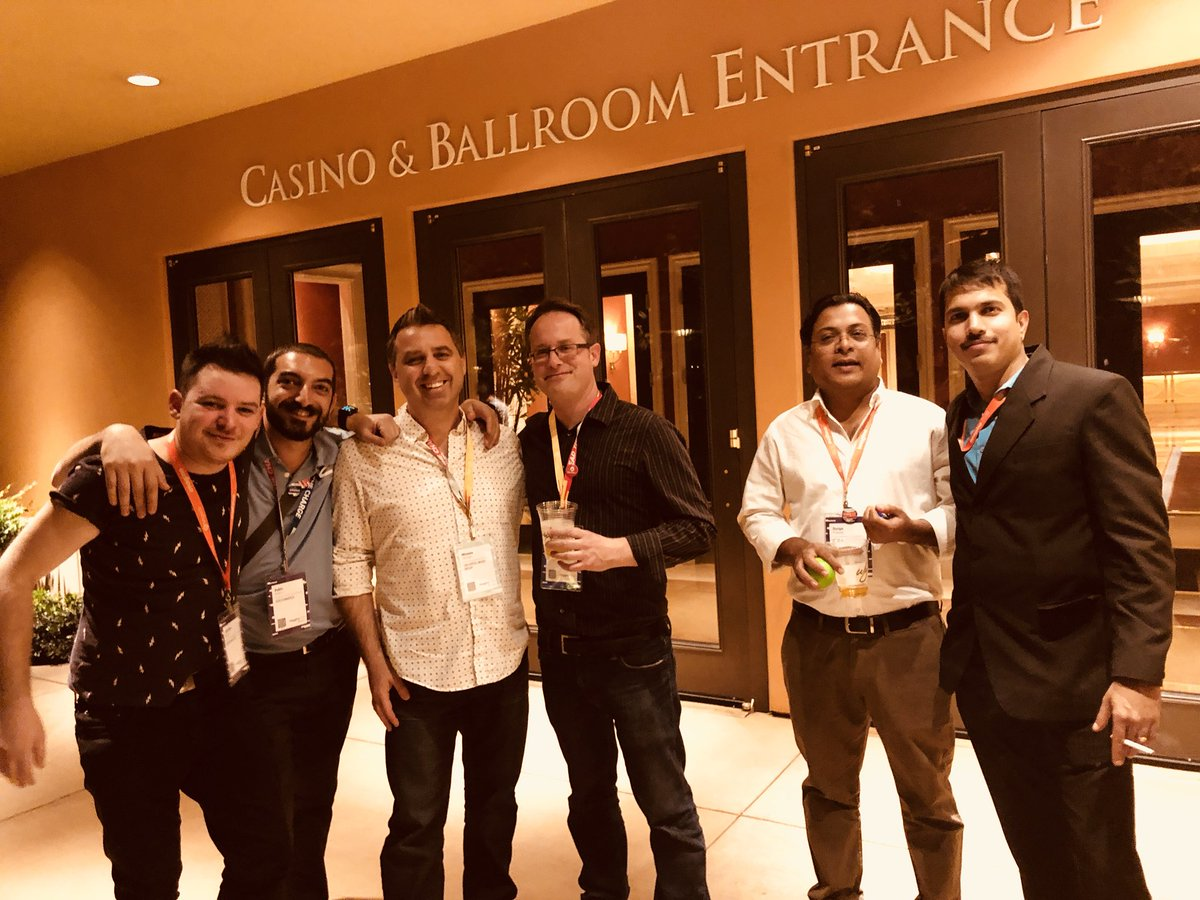 WebShopApps: This is where the party is at #MagentoImagine https://t.co/banmyP2ljo