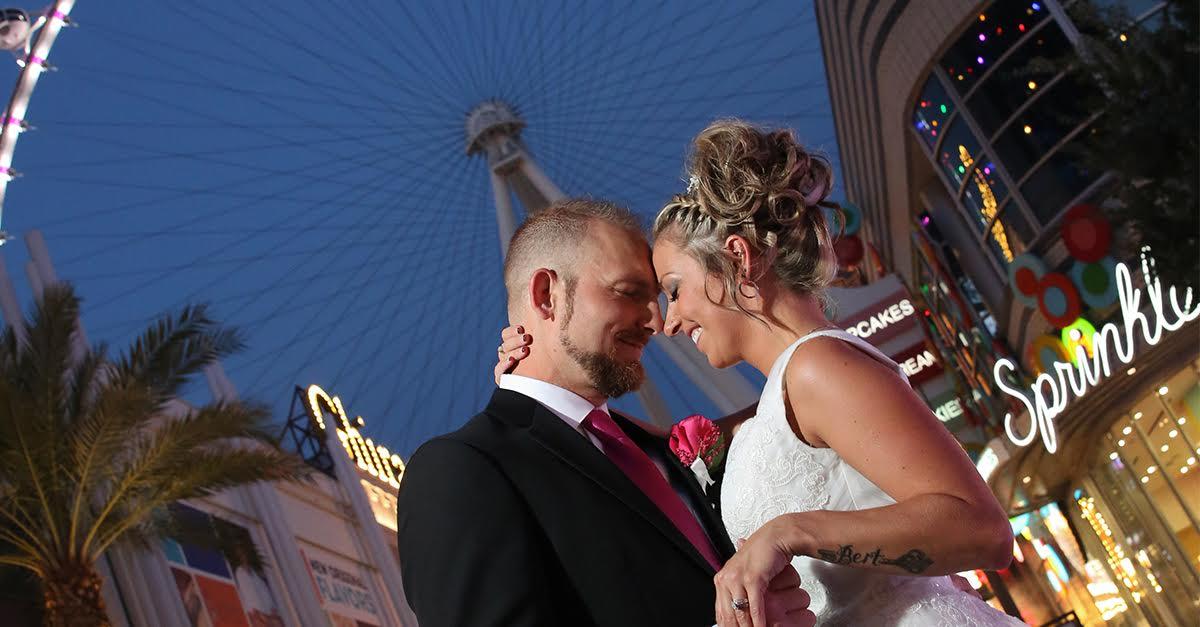 test Twitter Media - @MoniqueClarkson Wahoo! Now it's time to start planning the wedding ❤️  Plan your special day in Las Vegas: https://t.co/kr7osITKE5 https://t.co/KMsAFlUQj5