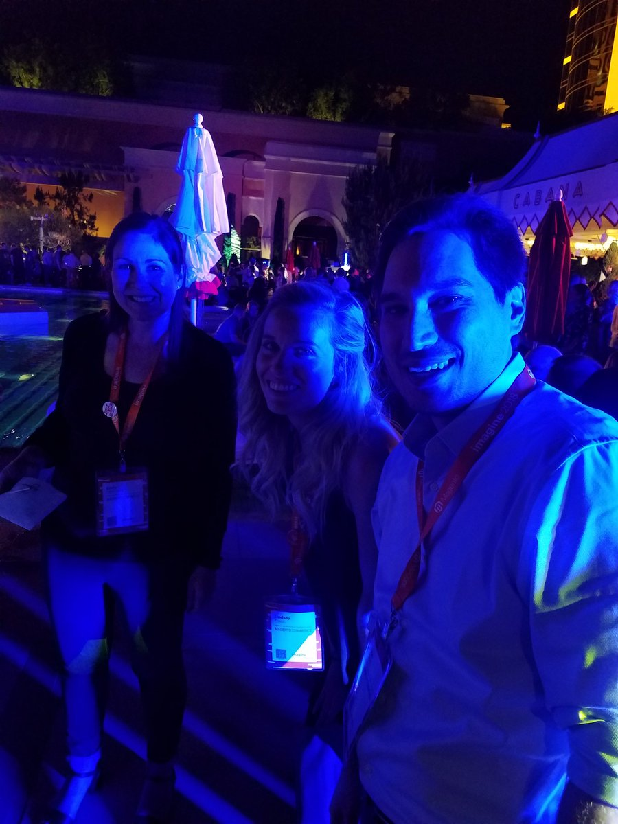 magento: Monday Night Networking is a great place to find people for the #magefriends Scavenger Hunt #magentoimagine https://t.co/CErCVFA5KI