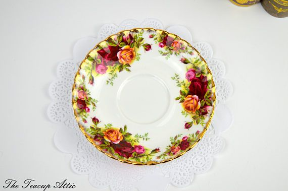 #RoyalAlbert #Teacup Old Country Roses #wedding #replacement #teaparty #antique #vintage https://t.co/WbiLAoHOvS https://t.co/l7U0McbHRo