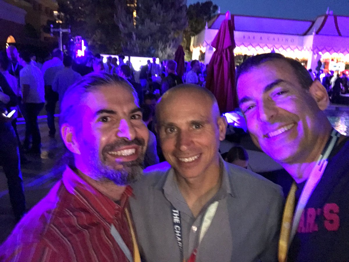 BobSchwartz: When business & life blur and create life long friendships! That's #MagentoImagine @magento @royrubin05 @fendi911 https://t.co/ta7fpMrgf1