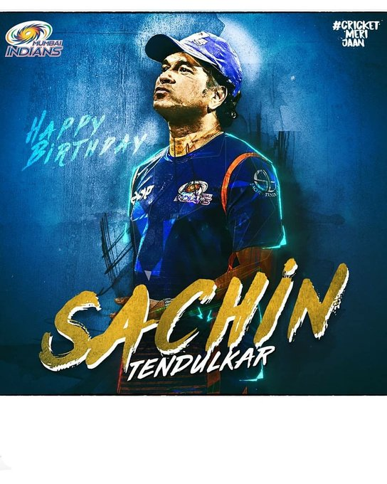 There will never be another Sachin Tendulkar Happy birthday Master blaster