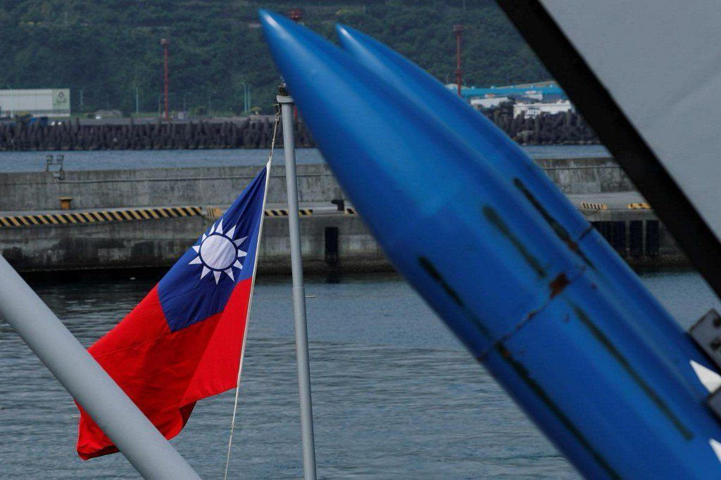 Taiwan to simulate repelling invasion amid China tensions https://t.co/g04l4EfwFd https://t.co/YPt8TeTov1