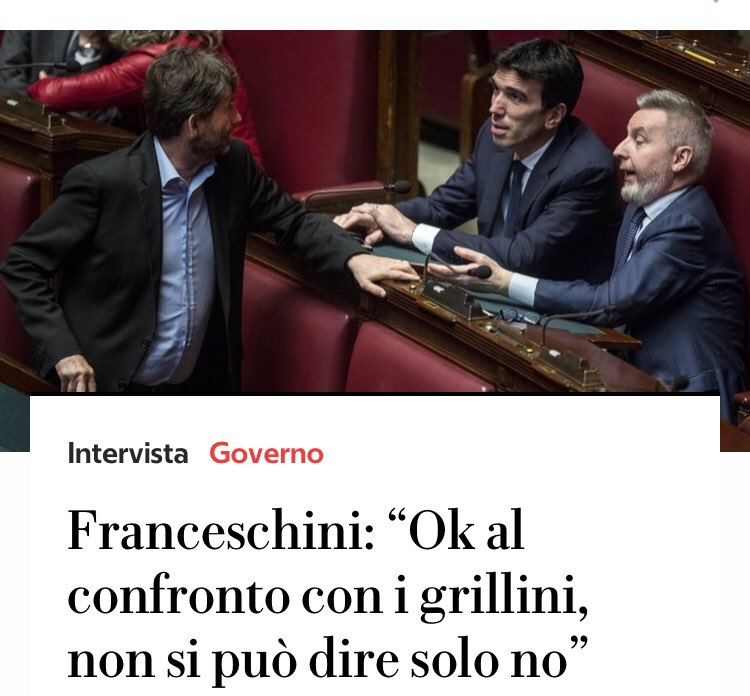 #Franceschini