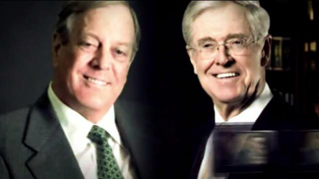MORNING REPORT: Koch Network reevaluating midterm strategy amid frustrations with GOP https://t.co/uQFvwLWYP5 https://t.co/citvzVXZnk