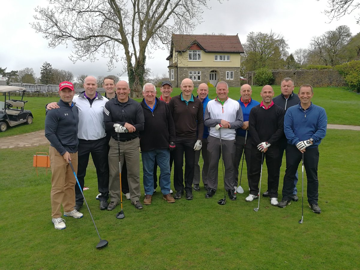 test Twitter Media - We are happy to Welcome 'Gwent Blazers Society' to Cottrell Park today 🏌️  Book your Society Day on 01446 781781 Option2 or email enquiries to sales@cottrellpark.com https://t.co/XtIoVMgI9p
