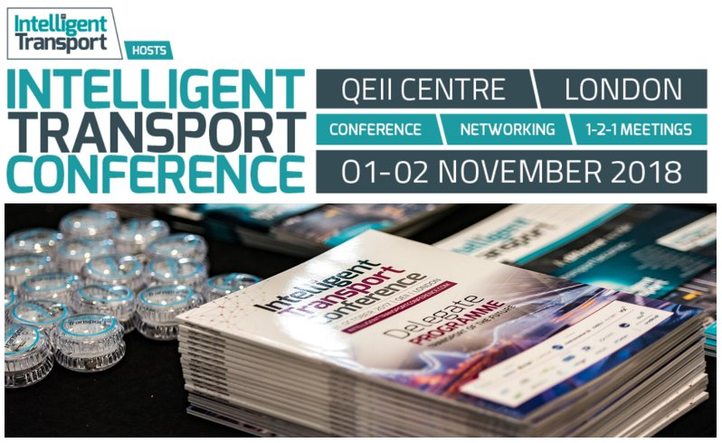 test Twitter Media - Intelligent #Transport Conference 2018 @IntelTransport - Mobility for Today and Tomorrow and Technology and the Passenger Experience. Take a look at the programme! https://t.co/7mEsxcL8zr | London, 01-02 Nov | #ITS https://t.co/emozVhoJte