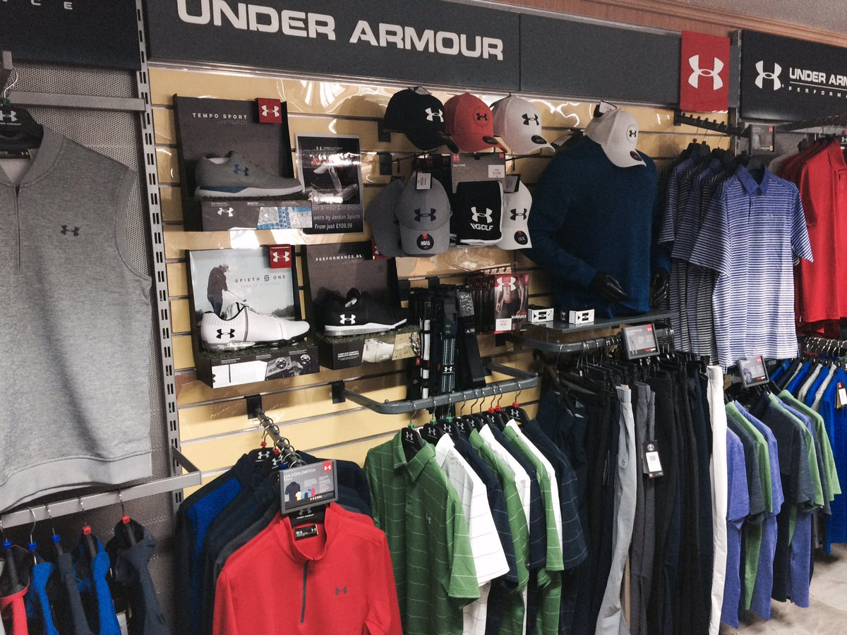 test Twitter Media - NEW @UnderArmour #Golf Shoes NOW IN STOCK! Grab yourself a FREE UA glove or cap when you buy any pair of UA shoes.  @JordanSpieth 2.0 - £159.99 (2yr warranty).  Performance SL - £109.99 (2yr).  Fade RST - Men's £99.99 & Ladies £89.99.  Tel: 01446 781781 (opt. 1) T&C's Apply https://t.co/93lZ1x5NaN