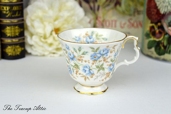 #RoyalAlbert #BlueGown #Replacement #Teacup #Tea Cup Only Rose #Chintz Series #vintage  https://t.co/AbnBrtMKwB https://t.co/S4I5hi13ZB